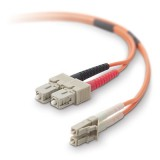 SC-LC 3Mtr Fiber Patch Chord MM Duplex
