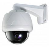 "XCB-9327 PTZ / 550TVL / 1/4"" Sony CCD / 0.02Lux / 27X Optical & 12X Digital Zoom Day/Night Camera"