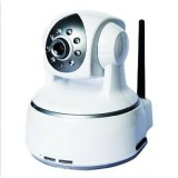 All-In-One IP 640x480 VGA / IR, Wireless & IP Camera